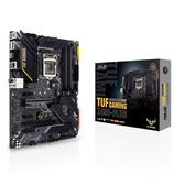 【限量不到2千 加購WD 1TB M2 SSD】 ASUS 華碩 TUF GAMING Z490-PLUS LGA1200 腳位 ATX 主機板