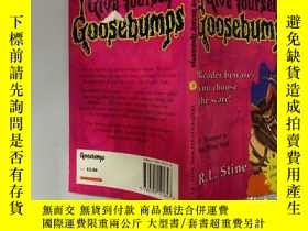 二手書博民逛書店Goosebumps:Give罕見Yourself:G給你自己Y200392