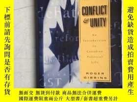 二手書博民逛書店Conflict罕見Unity:An Introduction