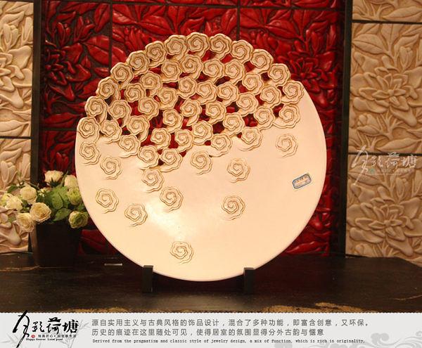 工藝品 擺設 裝飾品 裝飾盤