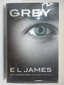 【書寶二手書T7/原文小說_ISX】Grey_E. L. James