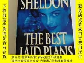 二手書博民逛書店THE罕見BEST LAID PLANS(英文)Y212829