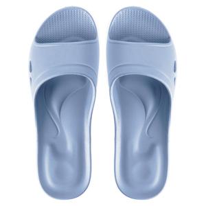 嚴選Q彈家居拖鞋 水藍色 L尺寸