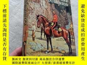 二手書博民逛書店外文原版罕見429頁《one dominion》 看圖Y1044