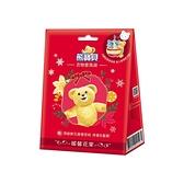 熊寶貝 衣物香氛袋-暖馨花果(2包入)【小三美日】聖誕節限定