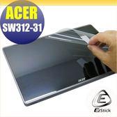 【Ezstick】ACER Switch SW312-31 非滿版 適用 靜電式平板LCD液晶螢幕貼 (可選鏡面或霧面)