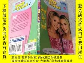 二手書博民逛書店Mary罕見kate and Ashley two of a kind 瑪麗·凱特和艾希禮是一對 Y20039