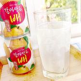 韓國盛產世界聞名的大水梨因為天氣和緯度.擁有全世界最好的水梨品種【Haitai 水梨汁】1罐