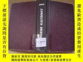 二手書博民逛書店ENGINEERING罕見ELECTRONICS with In