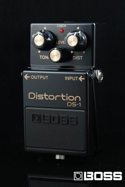 ☆ 唐尼樂器︵☆ Boss DS-1-4A 40週年紀念款 Distortion 電吉他破音單顆效果器