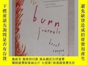 二手書博民逛書店《罕見Burn Journals 》Brent Runyon 著