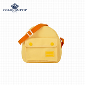 【COLORSMITH】CE.輕巧側背包・CE1412-YL