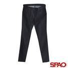 SPAO女款牛仔顯瘦緊身長褲...