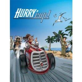 諾貝兒益智玩具 歐美桌遊 颶風盃尬車 Hurry' Cup!(附中文說明)