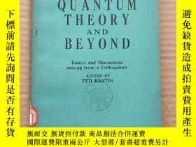 二手書博民逛書店quantum罕見theory and beyond(P307)Y173412