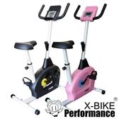 【X-BIKE 晨昌】立式磁控健身車_小綿羊/可放平板手機 台灣精品60200粉