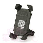 *阿亮單車*ODIER 四爪龍頭型手機固定支架(PB02-B)適用3.5~7.0吋手機,黑色《C84-548》
