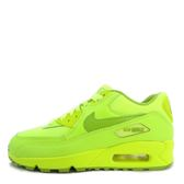 Nike Air Max 90 BG [307793-700] 童鞋 慢跑 運動 休閒 螢黃 螢黃