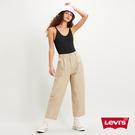 Levis 女款 Balloon 時髦高腰繭型褲 / 時尚打摺設計 / 及踝款