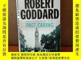 二手書博民逛書店PAST罕見CARINGY269331 ROBERT GODDARD CORGI BOOKS 出版1986