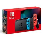 【神腦生活】任天堂 Switch 紅藍主機 (電池加強版)