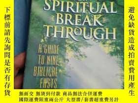 二手書博民逛書店fasting罕見for spiritual break thr