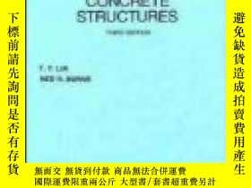二手書博民逛書店Design罕見Of Prestressed Concrete StructuresY255562 T. Y.
