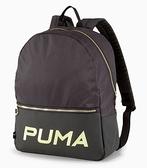 PUMA Classics Originals黑色經典後背包-NO.07693001