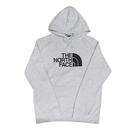 【現貨秒寄】The North Face TNF 帽T 經典LOGO 棉質 淺灰色 黑字 北臉 男版 NF0A3VHCGAU
