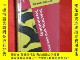 二手書博民逛書店Teaching罕見and Learning Terminolo