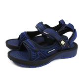 G.P 阿亮代言 涼鞋 防水 深藍色 男鞋 G9265M-20 no119