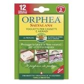 義大利進口 ORPHEA歐菲雅原木香氣衣物保護掛片式(12片)