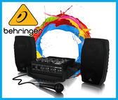 【小麥老師 樂器館】Behringer EUROPORT PPA200 行動式 音響組 音箱 擴大機 套裝組
