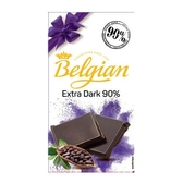 白儷人90%醇黑巧克力100g【愛買】