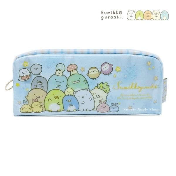 日本限定 SAN-X 角落生物 家族 星星版 筆袋 / 鉛筆盒