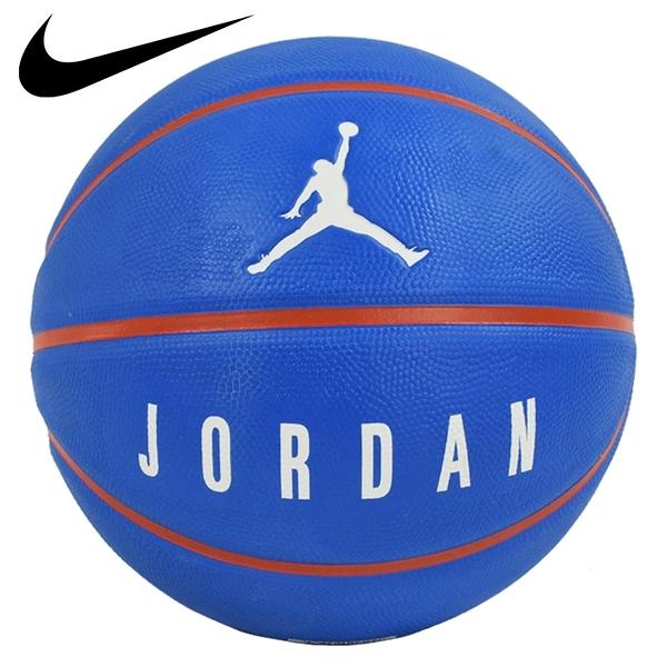 ║NIKE║JORDAN PLAYGROUND寶藍-7號籃球