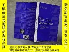 二手書博民逛書店THE罕見CARE REVOLUTION..Y203004