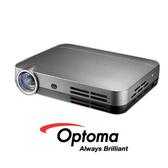 OPTOMA 奧圖碼 ML330 高清微型智慧投影機 WXGA (1280 x 800) 最高可達500流明 銀灰色 公司貨