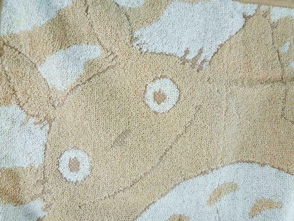 【震撼精品百貨】となりのトトロTotoro_造型方巾-龍貓咖啡