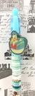 【震撼精品百貨】Donald_唐老鴨~迪士尼唐老鴨原子筆-唐老鴨杯子#35445