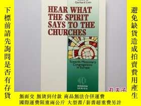 二手書博民逛書店HEAR罕見WHAT THE SPIRIT SAYS TO TH