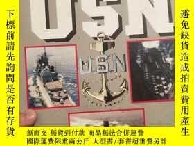 二手書博民逛書店館藏:naval罕見operations in the 80s