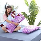 [618好康又一發]枕頭套 一對裝枕芯罩48 74cm枕皮單人枕套