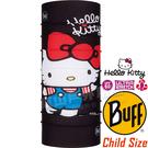BUFF 121573_Hello Kitty授權 Child Original兒童魔術頭巾 快乾圍巾/自行車領巾/排汗脖圍/海盜帽