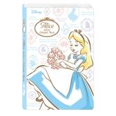 Disney 迪士尼 2021年 定頁B6 跨年日誌(2020.09~2021.12) 手帳 愛麗絲(A)