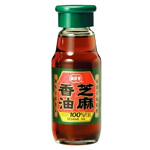真好家芝麻香油130ml【愛買】