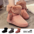 [Here Shoes]熱賣新款靴子女鞋...
