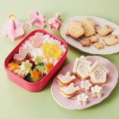 小鳥/房子/花朵 面包/三明治模具 蔬果壓花模 概念3C旗艦店