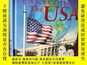 二手書博民逛書店美國知識百科問答Question罕見& Answer Encyclopedia the USAY177301