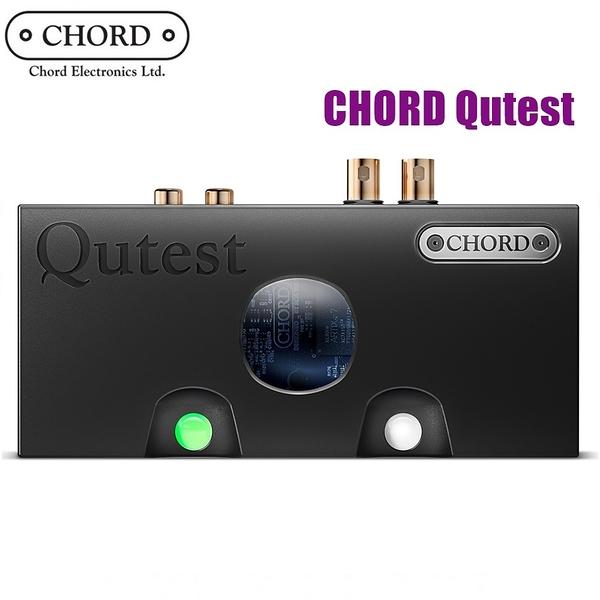 英國 Chord Qutest DAC 純數類轉換器